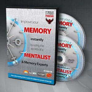 Improve your MEMORY instantly by using the secrets of a Mentalist and Memory Experts