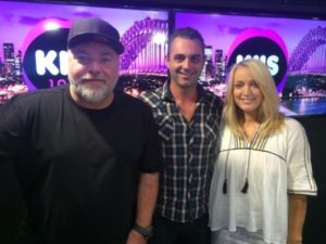 Kyle and Jackie O Show crew HYPNOTIZED on KIIS FM