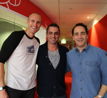 Fitzy Stitches up Wippa with the help of Phoenix on Nova 96.9 FM