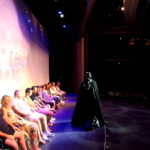 Event Darth Vader has been known to make an appearance in the full theatre comedy hypnosis show