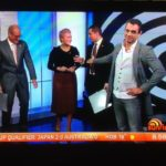 Mind reading on Sunrise, Channel seven