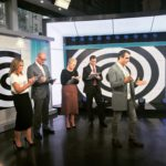 Mind Guy & Mentalist Phoenix on Sunrise performing a mind reading stunt