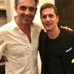Rob Thomas & Phoenix in Texas after performing together