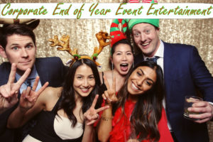 Corporate Christmas Party and End of Year Entertainment